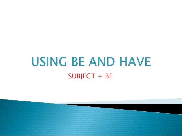 Materi of basic grammar