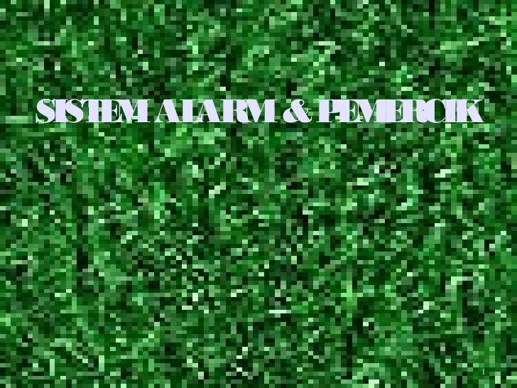 SIST M AL    E    ARM & P M RCIK                E E                      1