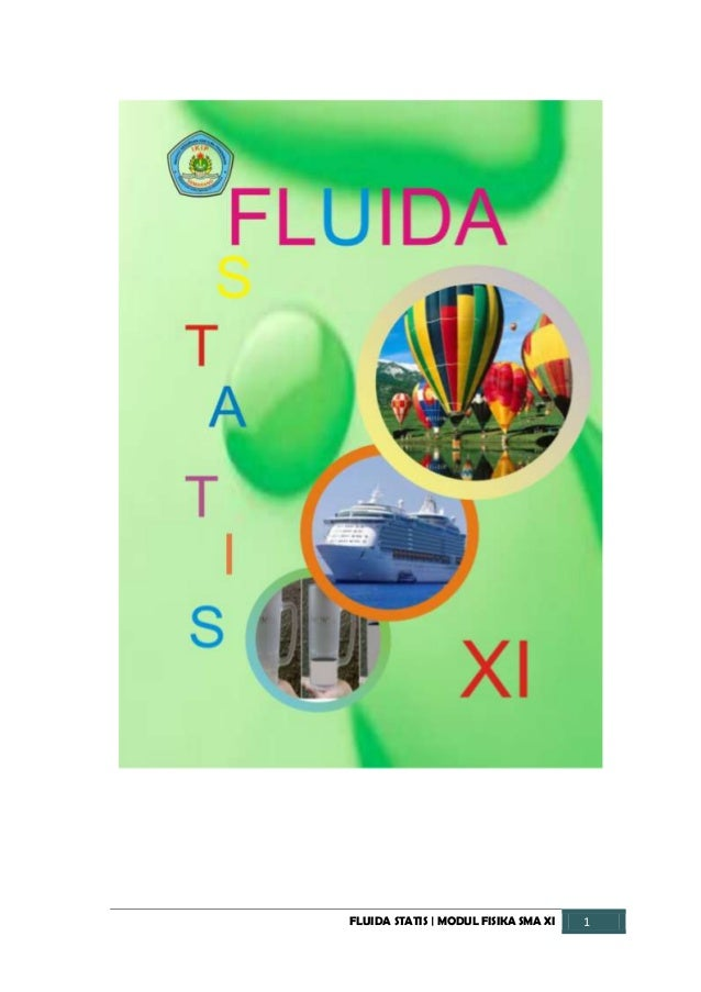 MODUL FLUIDA STATIS