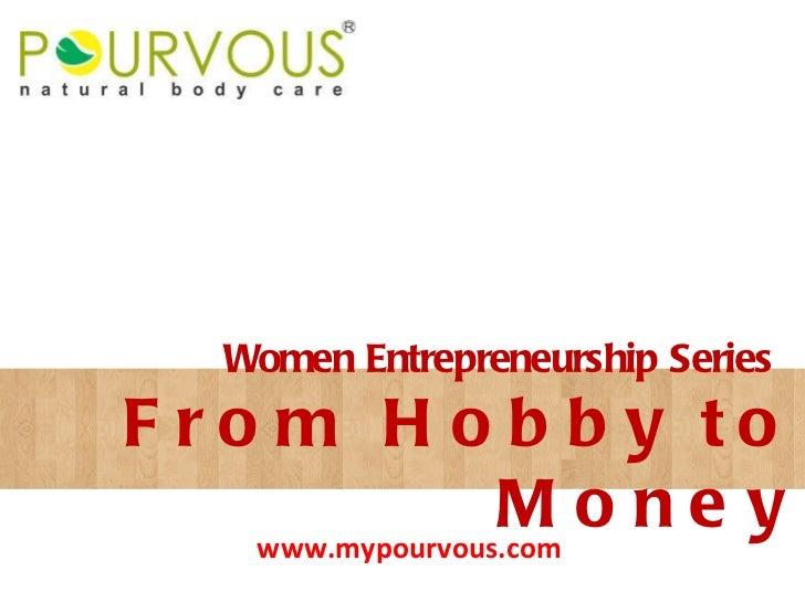Women Entrepreneurship Series