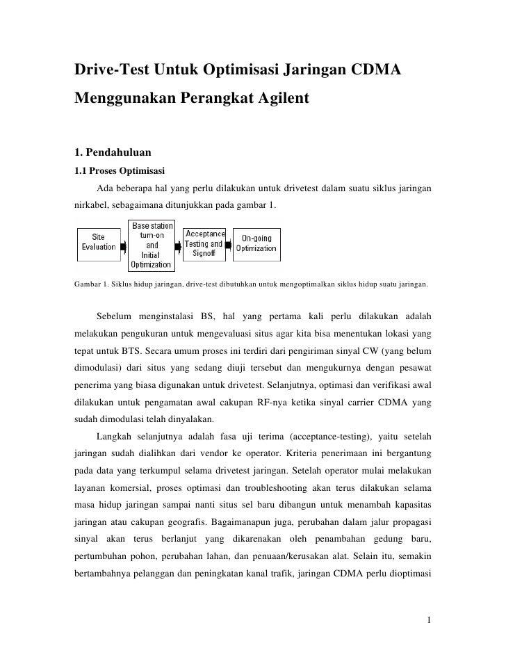 Materi Tambahan (Pengendalian Mutu Teknologi Seluler)