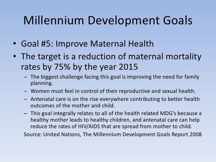 un essay maternal health Newly funded projects in september 2017, the maternal and child health bureau, office of epidemiology and research, division of research awarded six new extramural research grants: two mch research network, two-multiyear grants from the r41 mch field-initiated innovative research studies (first) program (mch first program) and two uj2 mch.