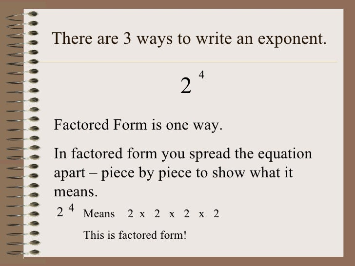 how to write exponents in python