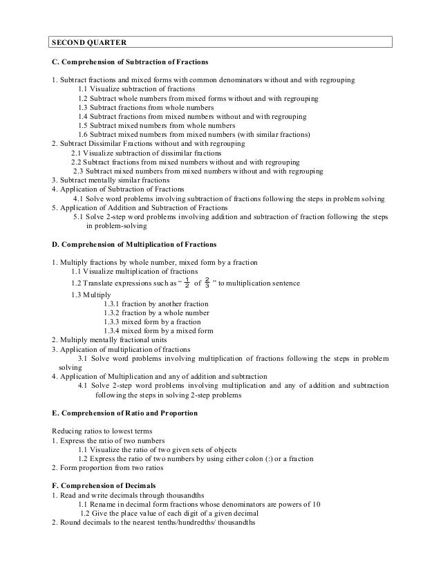 detailed lesson plan in math 3 fraction Teachersnet features free math lesson plans, math lessons, and math activities for teachers discover printables, worksheets, thematic units, elementary lesson plans.