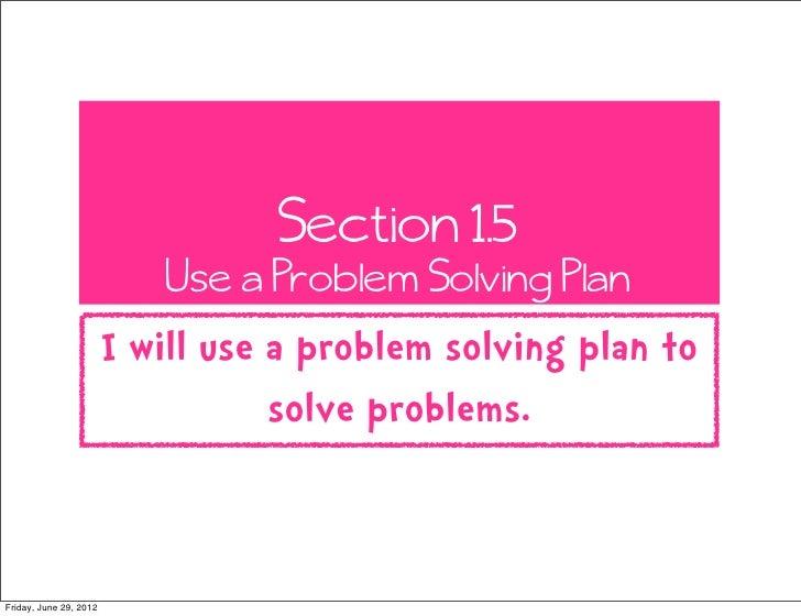 Math 1.5