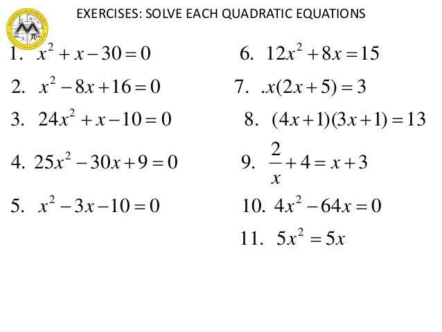 worksheet solving equations