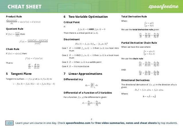 math sydney type of paper