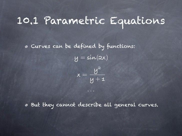 Calculus II - 15