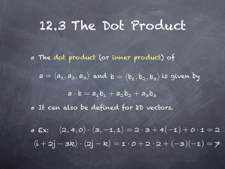 Calculus II - 33