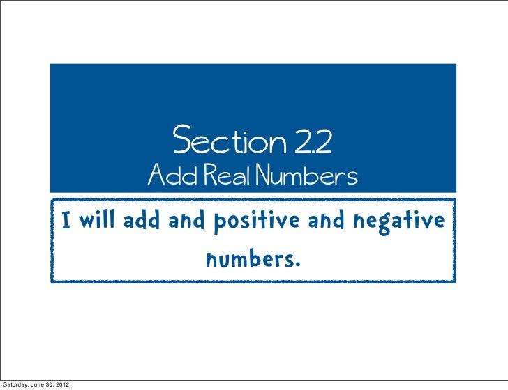 Math 2.2