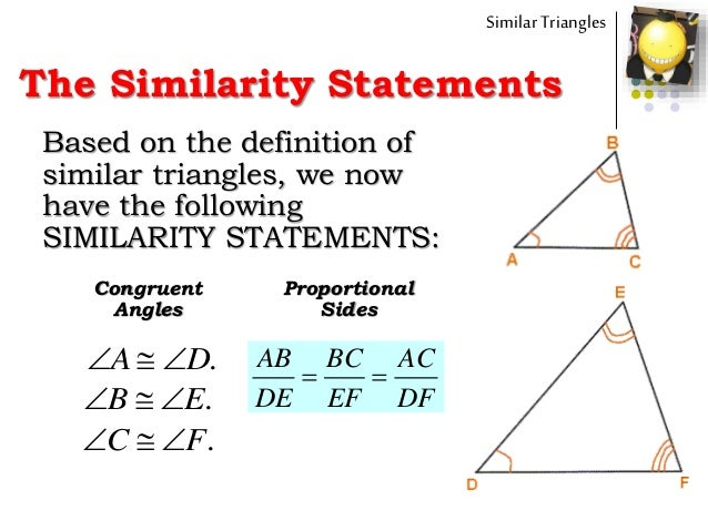 similarity statement Gallery