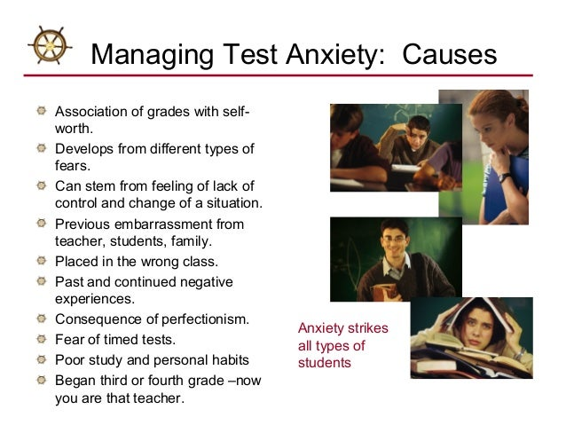 the cause effects and management of math anxiety A large field study of children in first and second grade explored how parents' anxiety about math relates to their children's math achievement the goal of the study was to better understand why some students perform worse in math than others.
