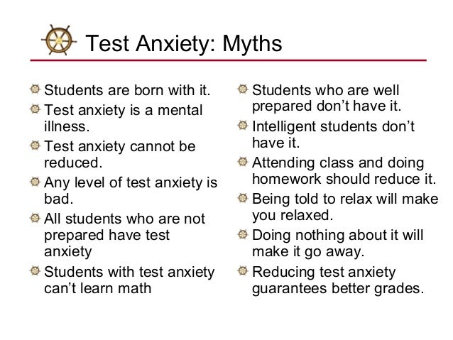 how to reduce math anxiety