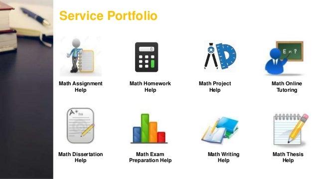 math assignment help online