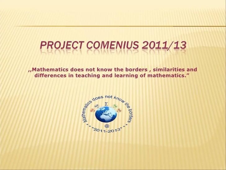Maths folk sums