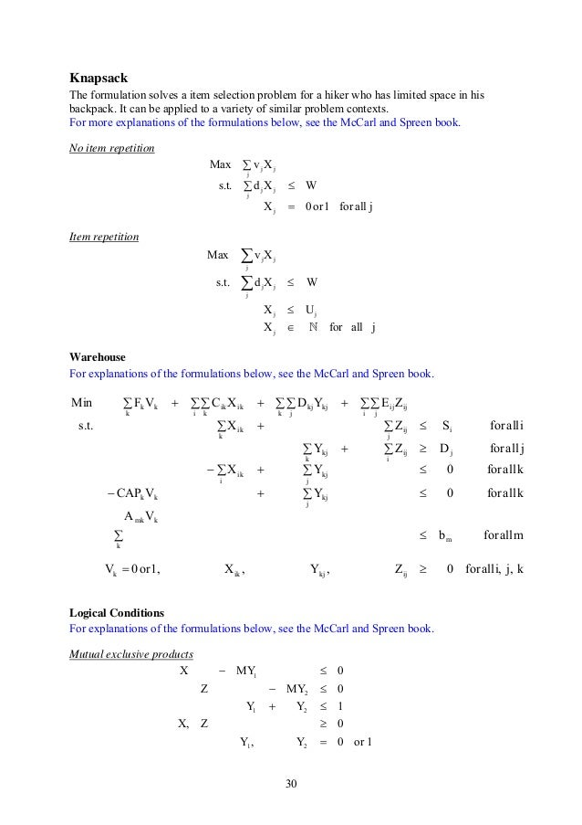linear programming basic concepts solution 2-50 given the following 2 constraints, which solution is a feasible solution for a maximization problem  chapter 2 linear programming: basic concepts (solved.