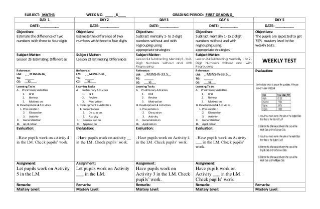 Worksheets Mathematics Grade 3 mathematics exam for grade 3 first math testk to 12 dll k q1 q4