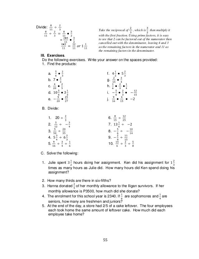 Worksheet 10001294 Grade 7 Maths Worksheets with Answers Times – Moving Words Math Worksheet Answers