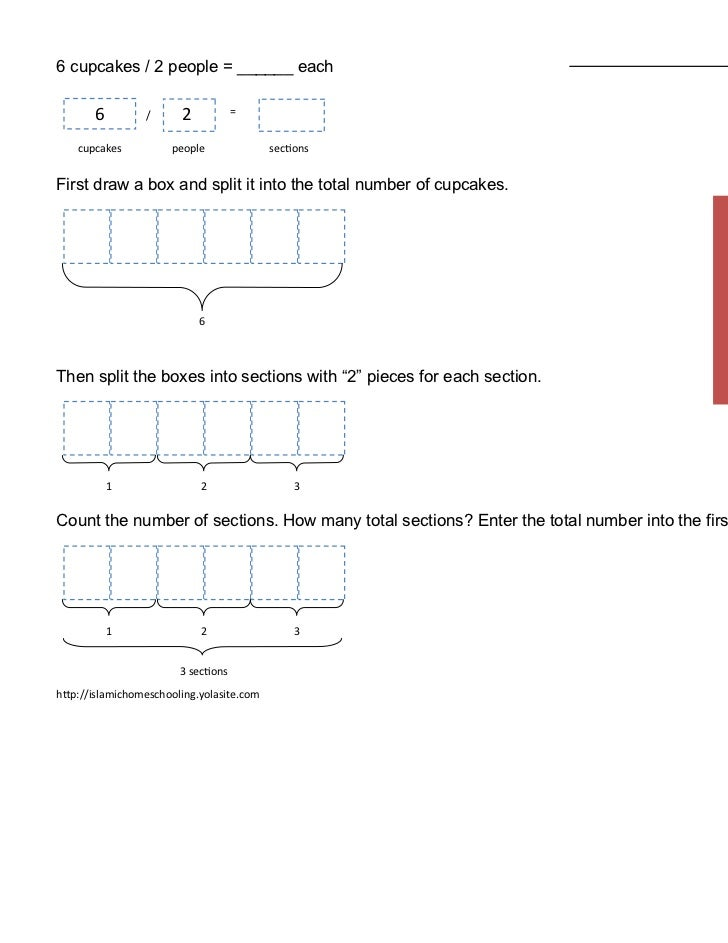 Mathematics singaporemath divide