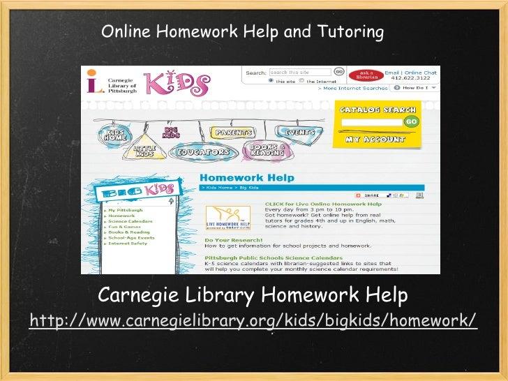 elementary school homework help