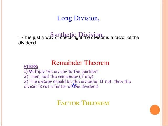 polynomial long division remainder theorem remainder theorem chilimathpolynomial long division. Black Bedroom Furniture Sets. Home Design Ideas