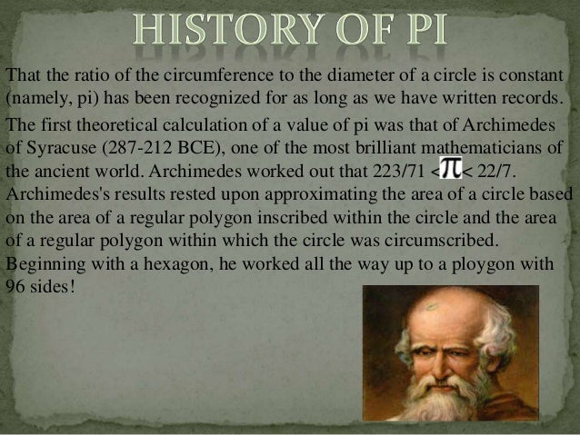 "facts about the mathematical term pi 8 things about pi for pi day by phil plait   that makes it pi day, because the mathematical constant  so the term ""imaginary"" is misleading) ."