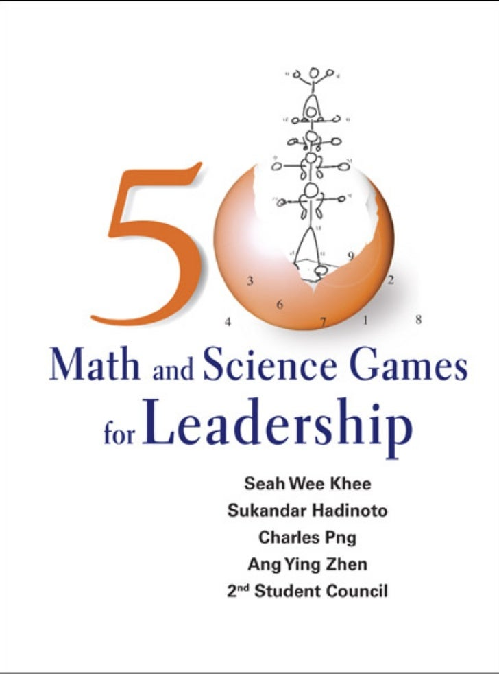Maths And Science Games For Leadership