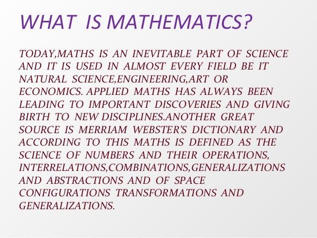 Versatile Math: The Importance of Statistics