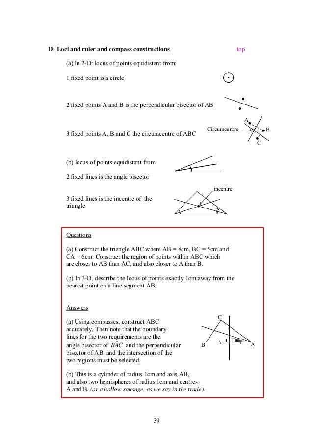 About .. IGCSE Maths !!!!! HELP?