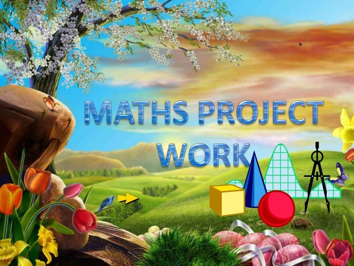Maths project