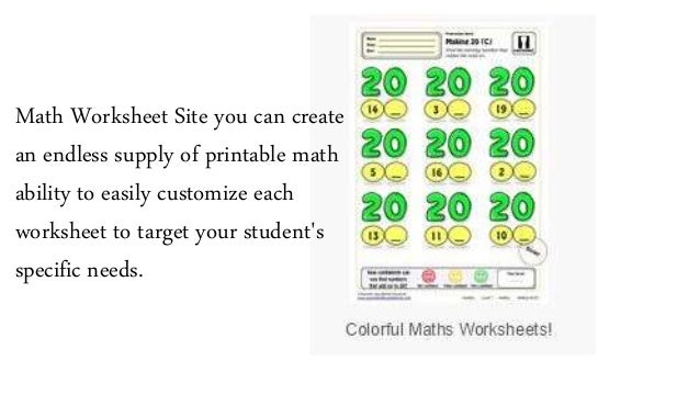 math worksheet : maths worksheets to learn math in a easy way : Maths Worksheet Site