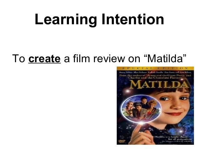 writing a movie review In the last part of your review you are asked to think and write about the next questions: what message is being told.