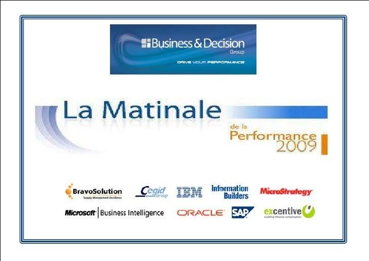 Matinales Perf Paris 12 Finale