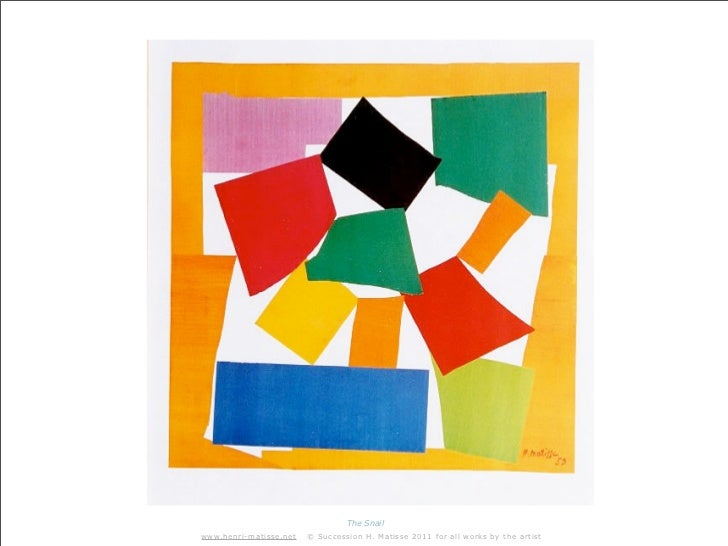 The Snailwww.henri-matisse.net   © Succession H. Matisse 2011 for all works by the artist