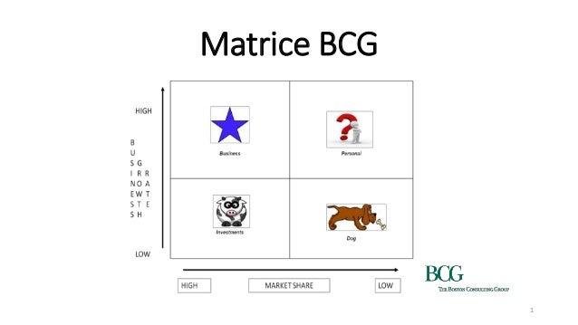 Matrice BCG 1