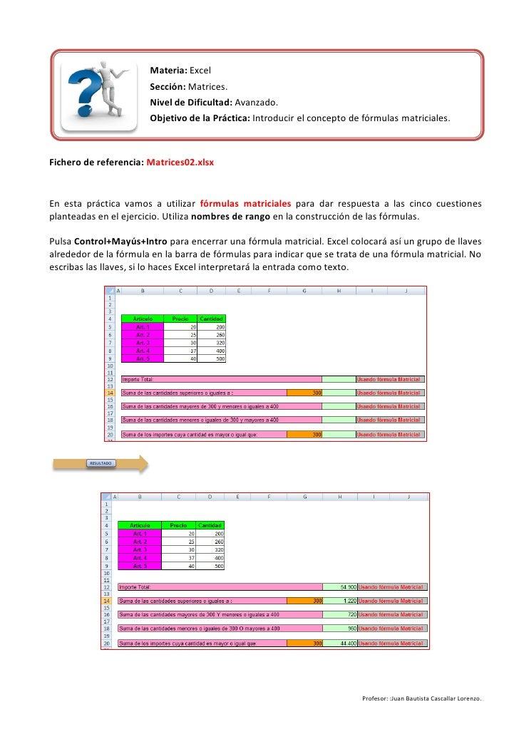 Matrices02