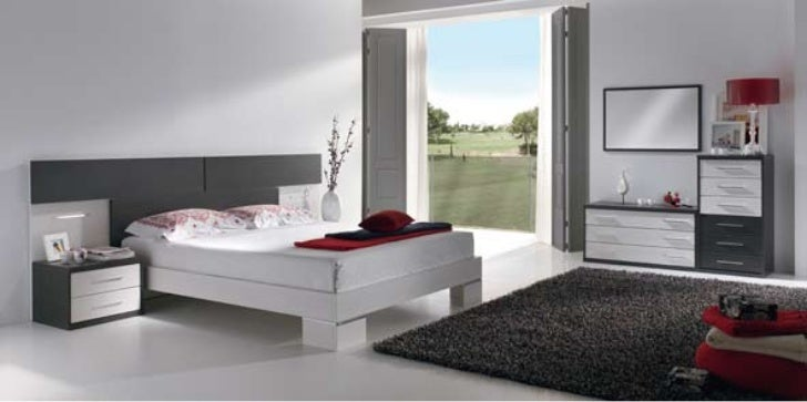 Dormitorios matrimonio modernos for Diseno de dormitorios modernos