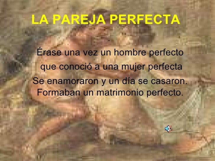 Matrimonio Perfecto : Matrimonio perfecto