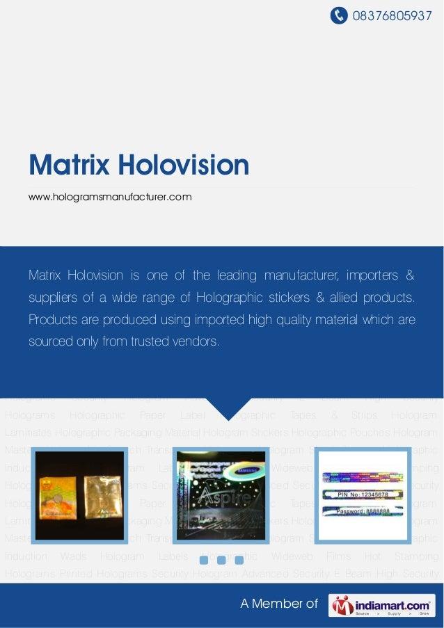 08376805937A Member ofMatrix Holovisionwww.hologramsmanufacturer.comHolographic Pouches Hologram Masters Holographic Scrat...