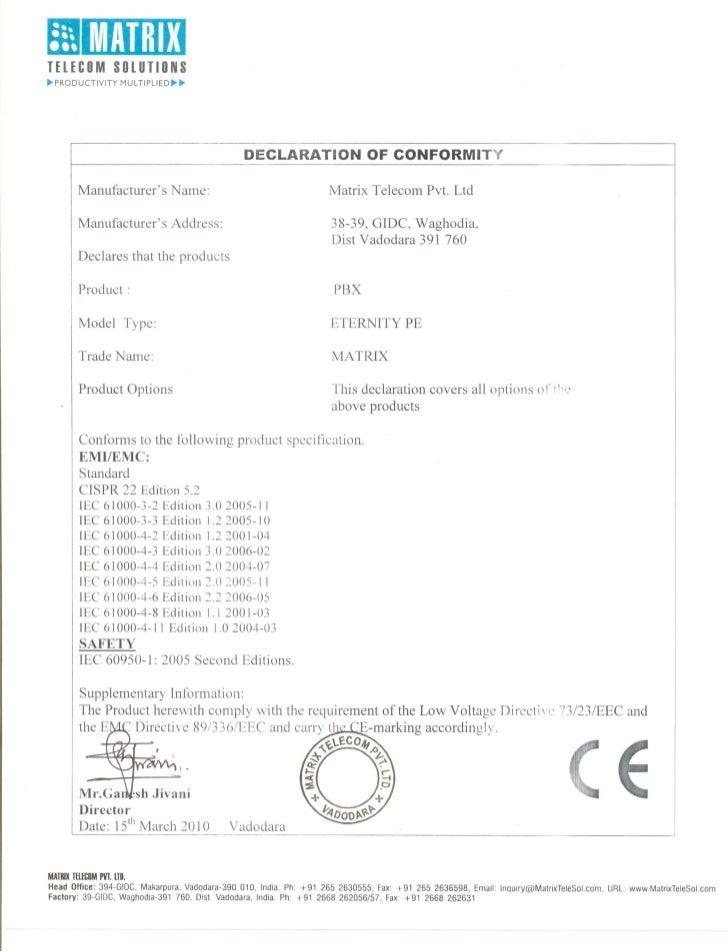 Matrix eternity pe ce_certificate (2)