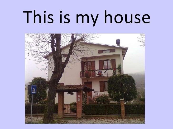 Matteo's house