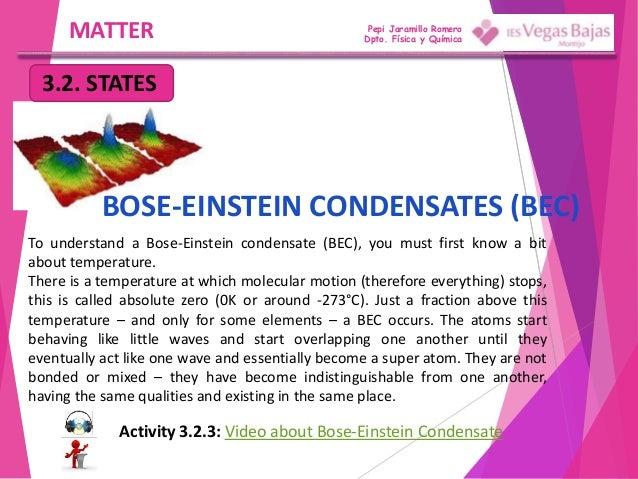 Condensed Matter