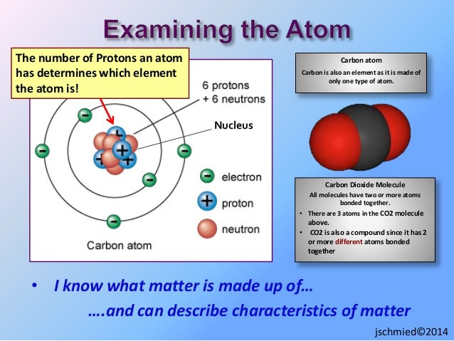 What are some characteristics of carbon?