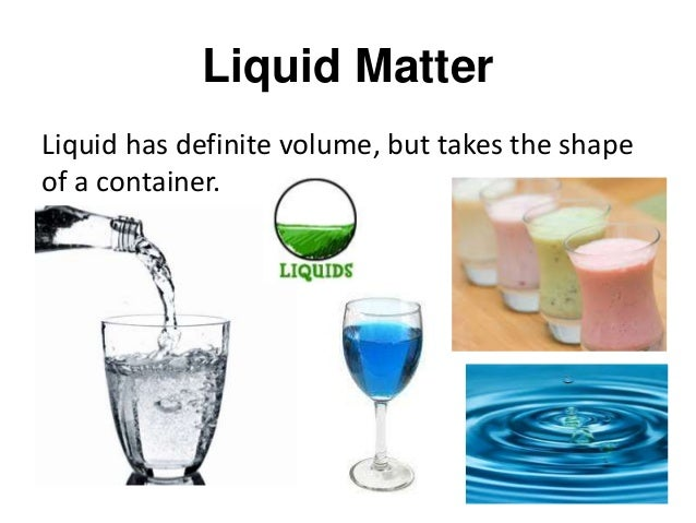 Image Gallery liquid matter
