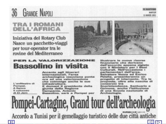 """R. Villano - Rassegna stampa de """"Il Mattino"""""""