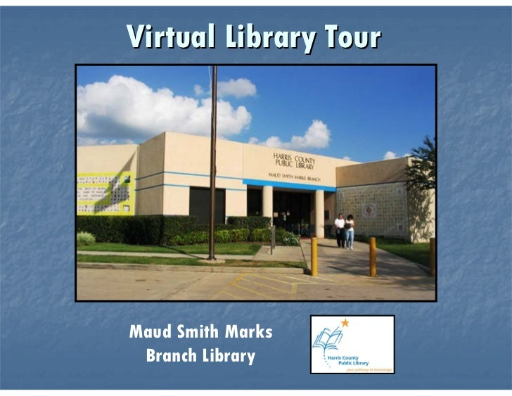 MM Library Virtual Tour