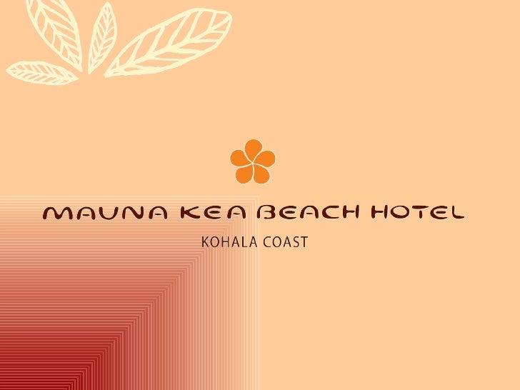 Mauna Kea Beach Hotel 2011