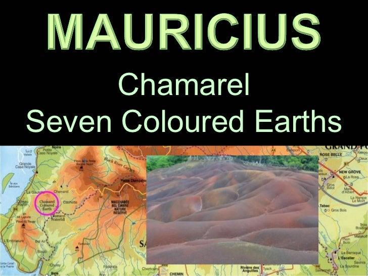 ChamarelSeven Coloured Earths