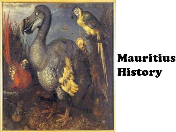 Mauritius<br />History <br />