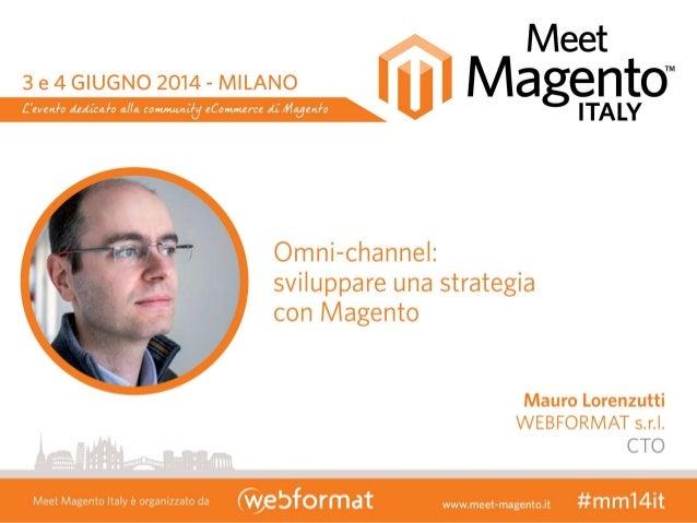 Mauro Lorenzutti CTO presso Consulente e sviluppatore Magento e TYPO3